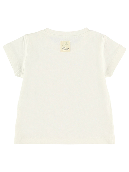 インセクトコレクション限定 DisneyデザインTシャツ<Bambi&Butterfly> オーガニックコットン使用