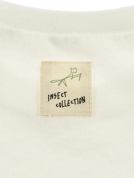 【予約商品】インセクトコレクション限定 DisneyデザインTシャツ<Bambi&Butterfly> オーガニックコットン使用【6月上旬発送予定】