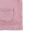 昆虫ボタン勢揃いカーディガン スモーキーピンク