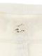 昆虫ボタン勢揃いリネンシャツ アイボリー