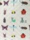 昆虫大集合レッスンバッグ オフホワイト キッズ