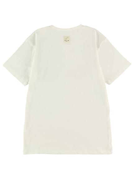 【予約商品】大人も!インセクトコレクション限定 DisneyデザインTシャツ<Daisy&Butterfly> オーガニックコットン使用【6月上旬発送予定】
