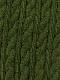 ロゴワッペン昆虫マフラー オリーブ