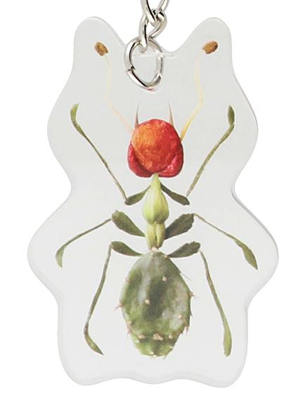 Insect Garden Nombre ナンバーチャーム 2 アリ