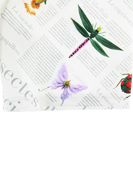 【予約商品】Encyclopedie スイムウェアパンツ blanc【4月中発送予定】
