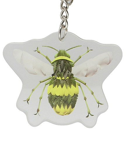 Insect Garden Nombre ナンバーチャーム 6 ハチ