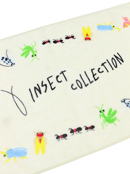 12昆虫大集合スポーツタオル