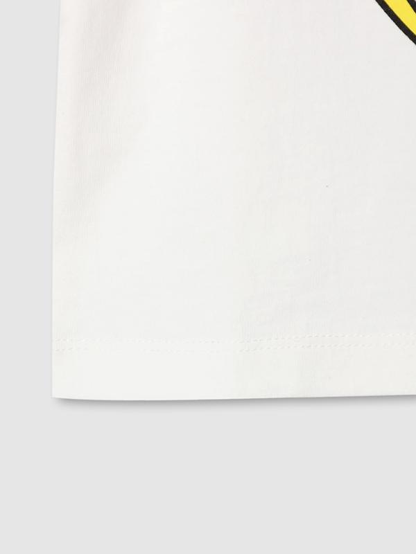 太陽に当たると昆虫ゲット!?虫かごTシャツ 全3タイプ オーガニックコットン