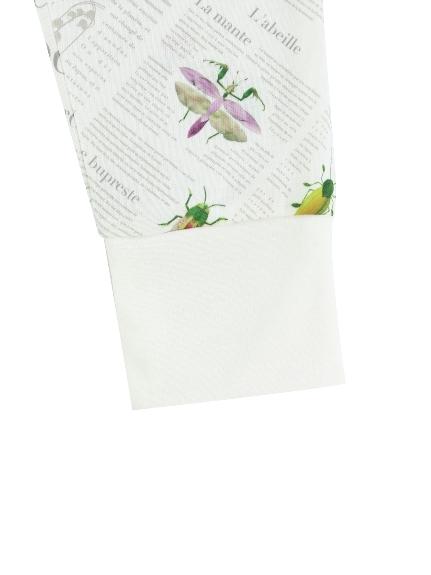 【予約商品】OTONA Encyclopedieフーディ blanc【2月中発送予定】