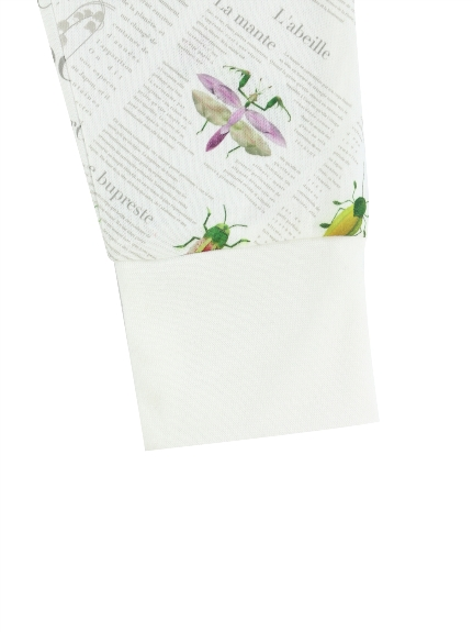 OTONA Encyclopedieフーディ blanc