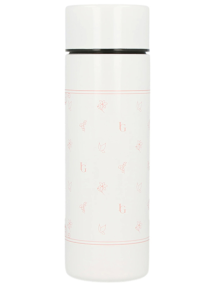 【予約商品】Insect Garden モノグラム エコボトル rose【2月中発送予定】