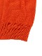大人も!毛玉になりにくい!さがら刺繍かまきりくんニット オレンジ