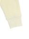 暗闇で光る!ホタルのアダム蓄光プリントフーディー アイボリー オーガニックコットン使用