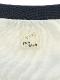 大人も!NO INSECT NO LIFE ありさん刺繍ラグラン長袖Tシャツ ブラック オーガニックコットン使用