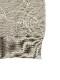 昆虫サイン・ビッグモノグラム ジャガード織りニット