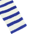 さがら刺繍かぶとむしくんボーダー長袖Tシャツ ネイビー オーガニックコットン使用