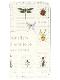 【予約商品】Encyclopedie 手帳型iPhoneケース blanc【6月中旬発送予定】