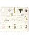 【予約商品】Encyclopedie 手帳型iPhoneケース blanc【2月中発送予定】