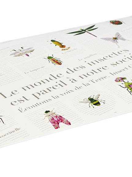 【予約商品】Encyclopedie Macbook Airケース transparent【6月中旬発送予定】