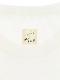 【予約商品】大人もたまむしちゃんプリントTシャツ ホワイト オーガニックコットン使用