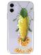 【予約商品】Nombre iPhoneケース ホタル1 transparent【6月中旬発送予定】