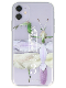 Nombre iPhoneケース カマキリ3 transparent