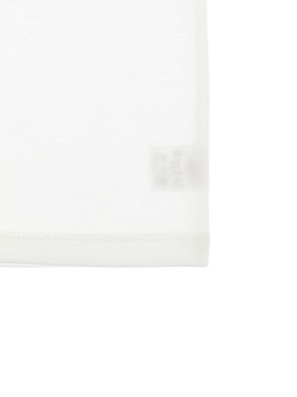 OTONA IGフラワーロゴT blanc