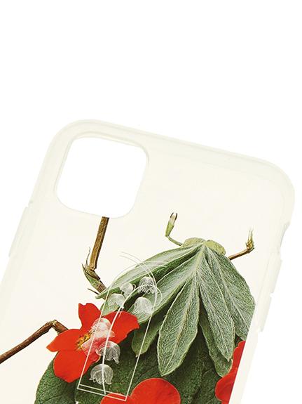 【予約商品】Nombre iPhoneケース テントウムシ7 transparent【2月中発送予定】