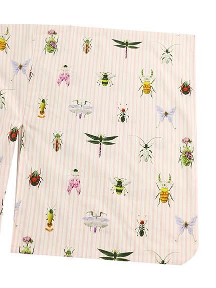 レディースInsecte浴衣 rose