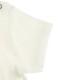 シャルロットとすずらんでんわTシャツ ホワイト オーガニックコットン使用