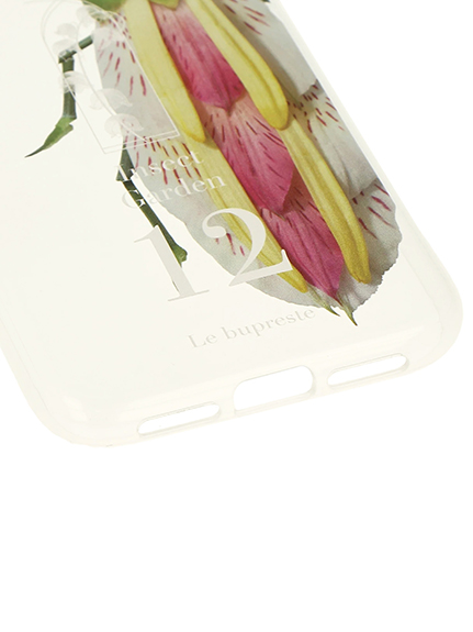 【予約商品】Nombre iPhoneケース タマムシ12 transparent【2月中発送予定】