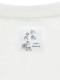 KODOMO SDGs Message Tシャツ 100%再生ペットボトル カブトムシ blanc