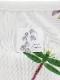OTONA Insecteフリルトップス blanc
