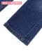 昆虫ワッペンカラフル刺繍サロペット ブルー キッズ