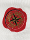 大人も!インセクトランド学習帳付きINSECT LANDの仲間たちTシャツ ホワイト オーガニックコットン使用