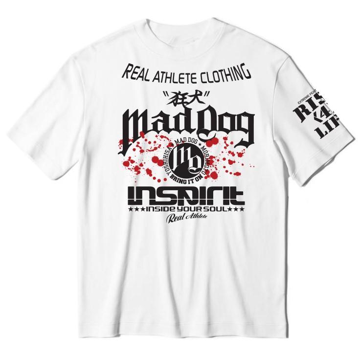 Mad Dog Tee/白
