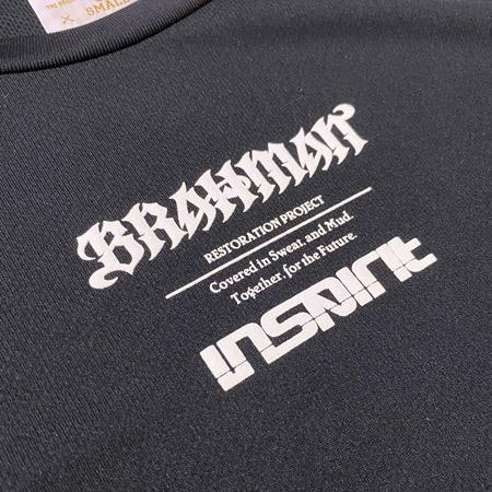 2021プロジェクトDRY Tシャツ/黒