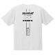 2021プロジェクトDRY Tシャツ/白
