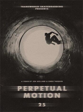 【Transworld】 PERPETUAL MOTION<DVD> 【トランスワールド】【スケートボード】【映像/DVD】