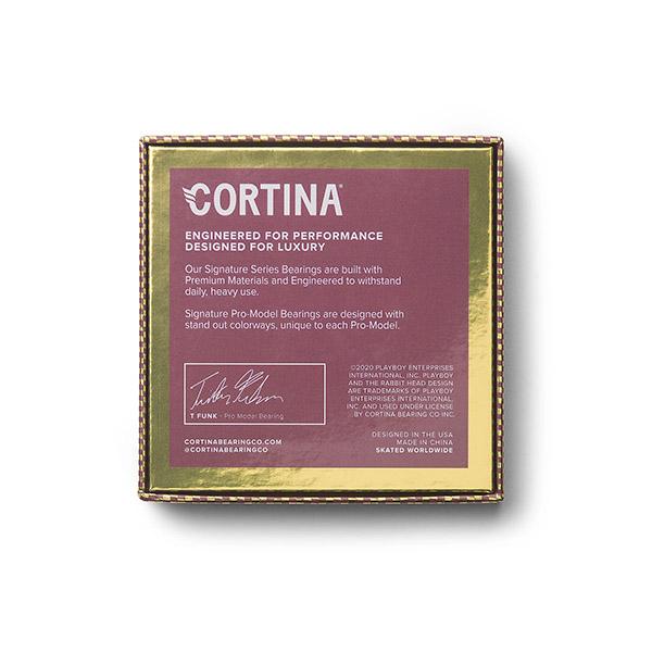 【CORTINA×PALYBOY】T-FUNK Bearing コルティナ ベアリング パーツ スケボー SKATEBOARD