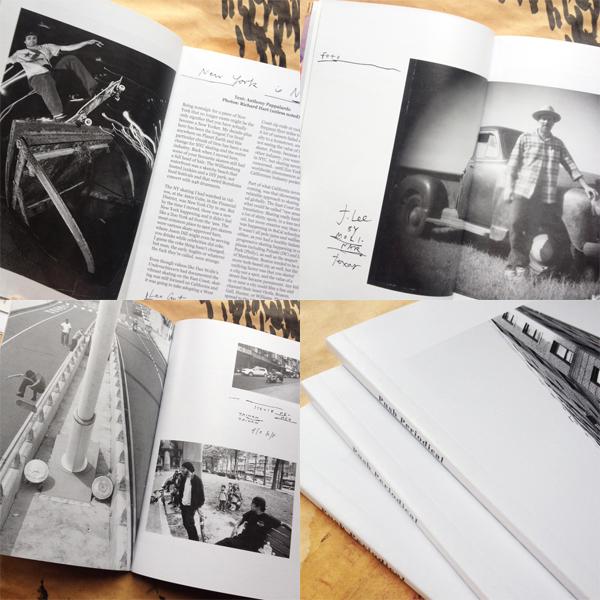 【PUSH PERIODICAL】issue 2 the 'Metropolis' issue 【プッシュ ペリオディカル】【スケートボード】 【書籍/雑誌/マガジン】