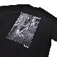【 16(Sixteen)×instant 】 instant 16 Photo Tee with Zine カラー:black インスタント シックスティーン スケートボード スケボー Tシャツ SKATEBOARD