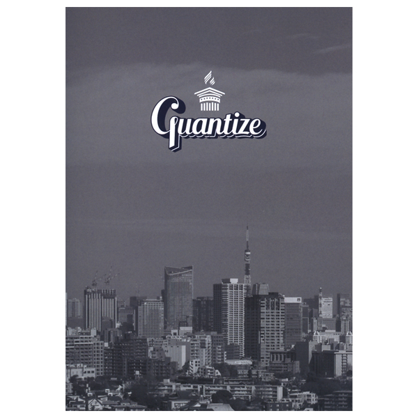 【QUANTIZE】DVD   スケートボード スケボー SKATEBOARD  クォンタイズ 映像 DVD
