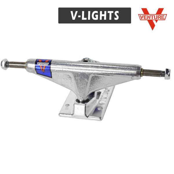 【VENTURE】V-LIGHTS ベンチャー ライト トラック TRUCK  スケートボード スケボー SKATEBOARD