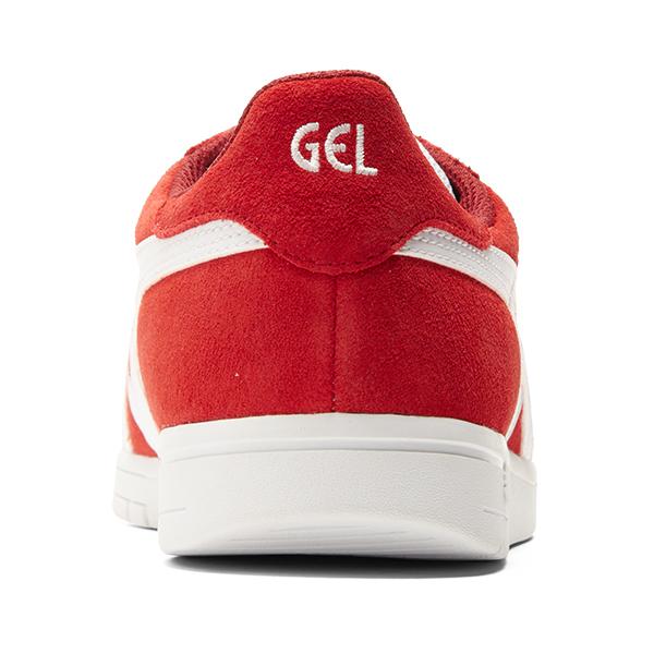 【asics skatebording】 GEL-VICKKA PRO  カラー:classic red/white   アシックス スケートボーディング  スケートボード スケボー  シューズ 靴 スニーカー  SKATEBOARD SHOES