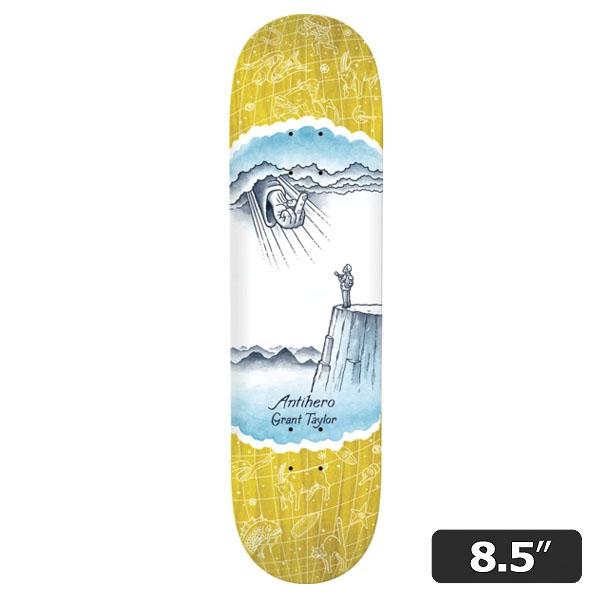 【ANTI HERO】Grant Taylor  IT'S A SIGN 8.5インチ アンチヒーロー スケートボード スケボー デッキ SKATEBOARD DECK