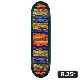 【REAL】Ishod Wair COMFY TWIN TAIL 8.25インチ リアル スケートボード スケボー デッキ SKATEBOARD DECK