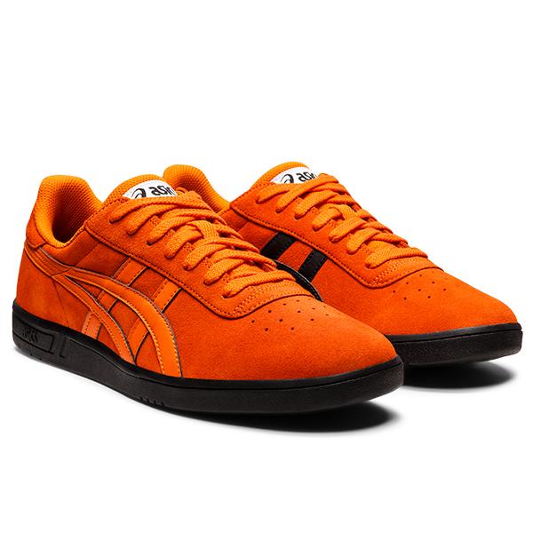 【asics skatebording】 GEL-VICKKA PRO  カラー:habanero/black   アシックス スケートボーディング  スケートボード スケボー  シューズ 靴 スニーカー  SKATEBOARD SHOES