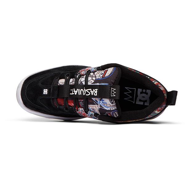 【DC Shoe×BASQUIAT】BASQ HYBRID ディーシー バスキア リンクス レガシー スケートボード スケボー シューズ 靴 スニーカー SKATEBOARD SHOES