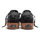 【STRAYE】LOGAN  カラー:black gum ストレイ ローガン スケートボード スケボー シューズ 靴 スニーカー SKATEBOARD SHOES